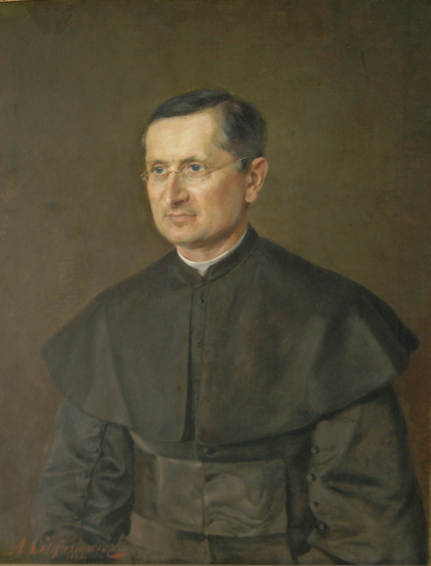 ks. dr Jan Ślósarz