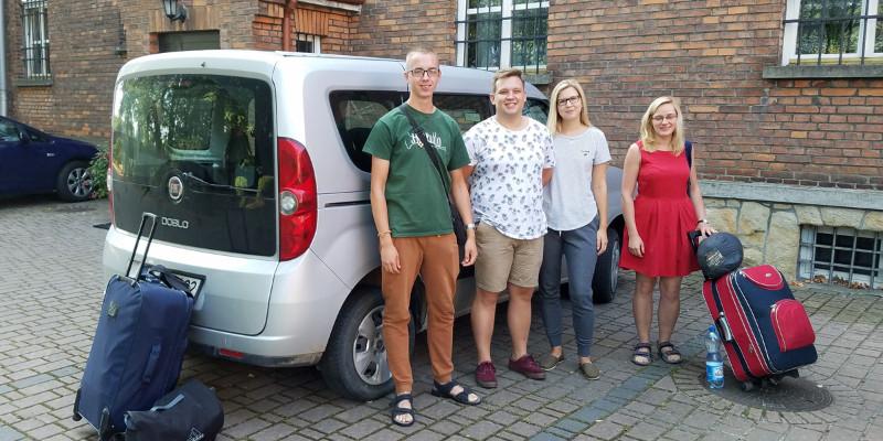 Wolontariusze misyjni udali się do Naddniestrza