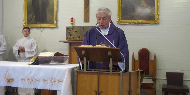 Pierwsze Msze święte w Kaliszu
