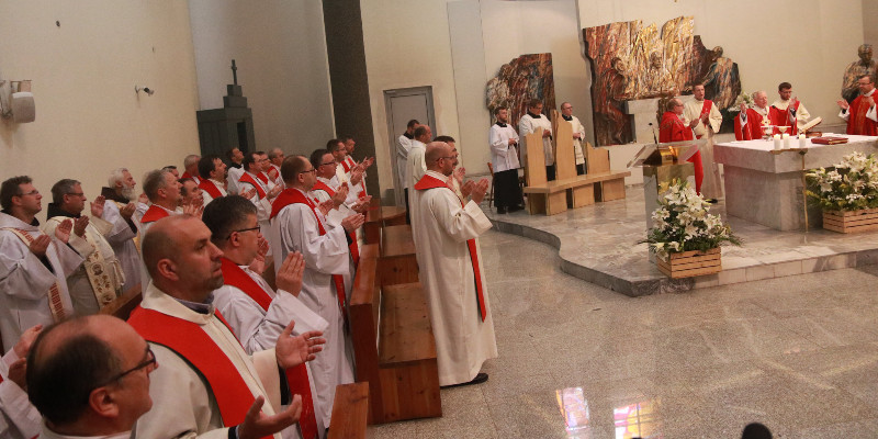 Spotkanie rektorów seminariów