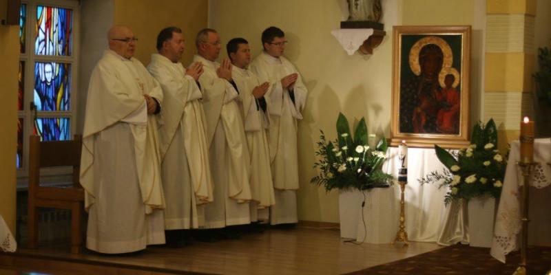 Maryja nawiedziła stadnickie seminarium