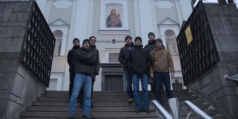 Nowicjusze w Tuchowie