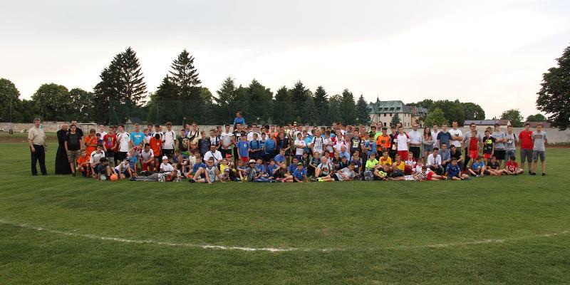 Turniej piłki nożnej o puchar Księdza Prowincjała