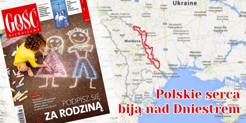 Polskie serca biją nad Dniestrem