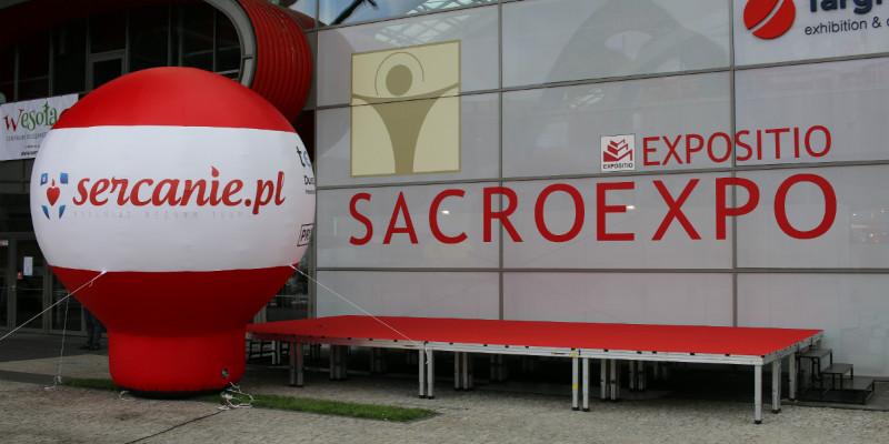 Kieleckie SacroExpo z Sercanami