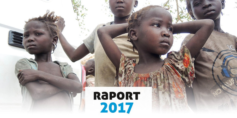 Sercanie dla misji - raport 2017