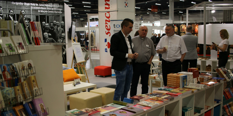Sercanie na Sacro Expo 2017
