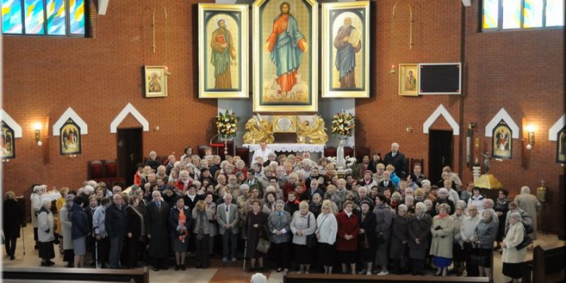 37. rocznica powstania Żywego Różańca w Lublinie