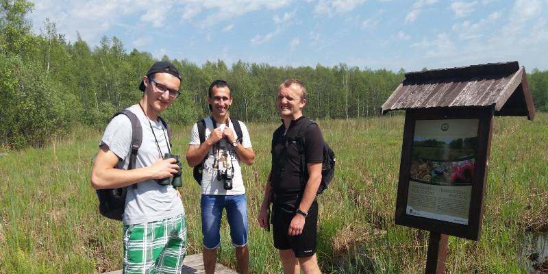 Wycieczka do Poleskiego Parku Narodowego