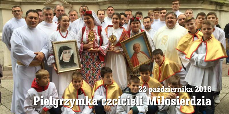 Narodowa pielgrzymka czcicieli Miłosierdzia Bożego