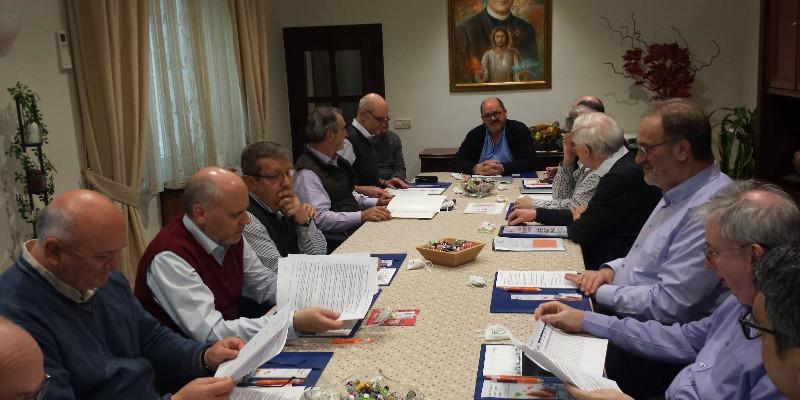 Prowincjałowie z Europy gościli w Madrycie