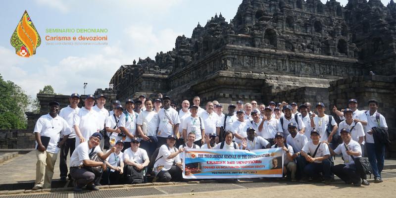 Charyzmat i pobożności - Yogyakarta 2017