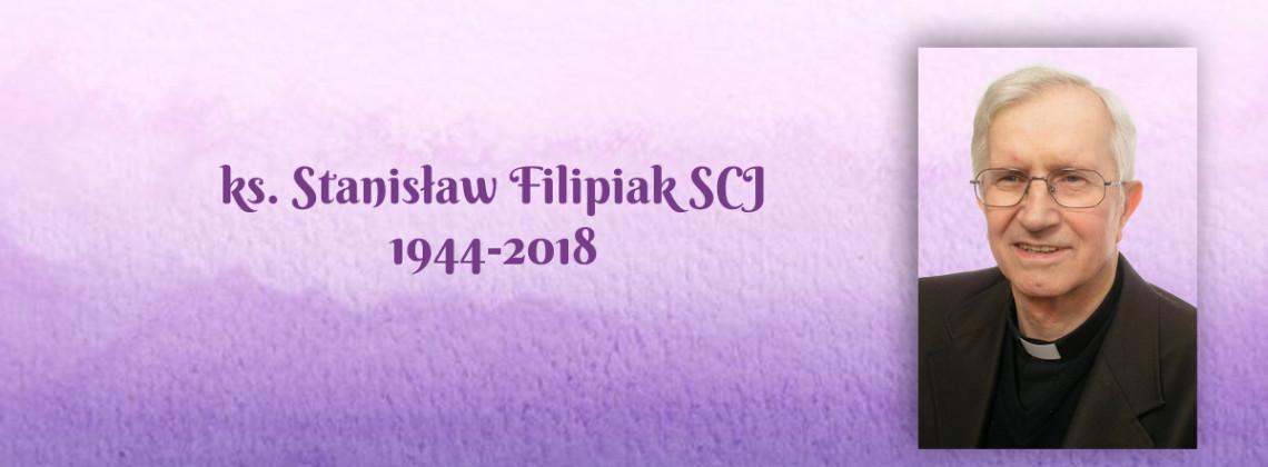 śp. ks. Stanisław Filipiak SCJ