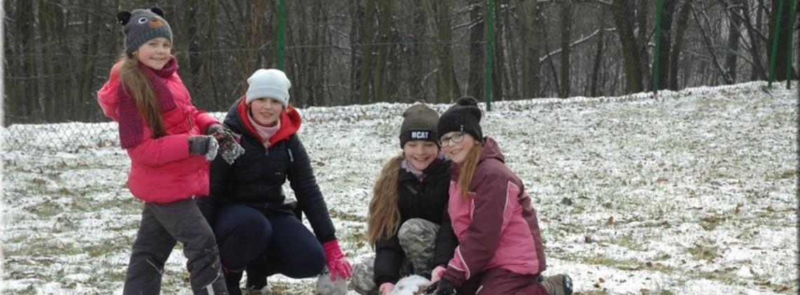 Zimowisko w Koszycach Małych