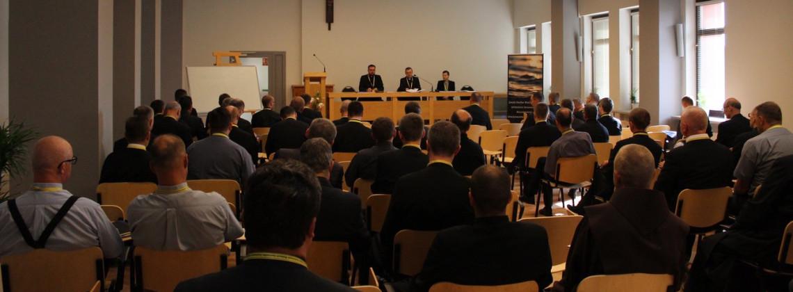 Konferencja ojców duchownych w Szczecinie