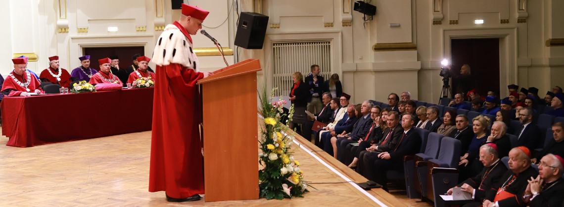 Inauguracja Roku Akademickiego UPJPII