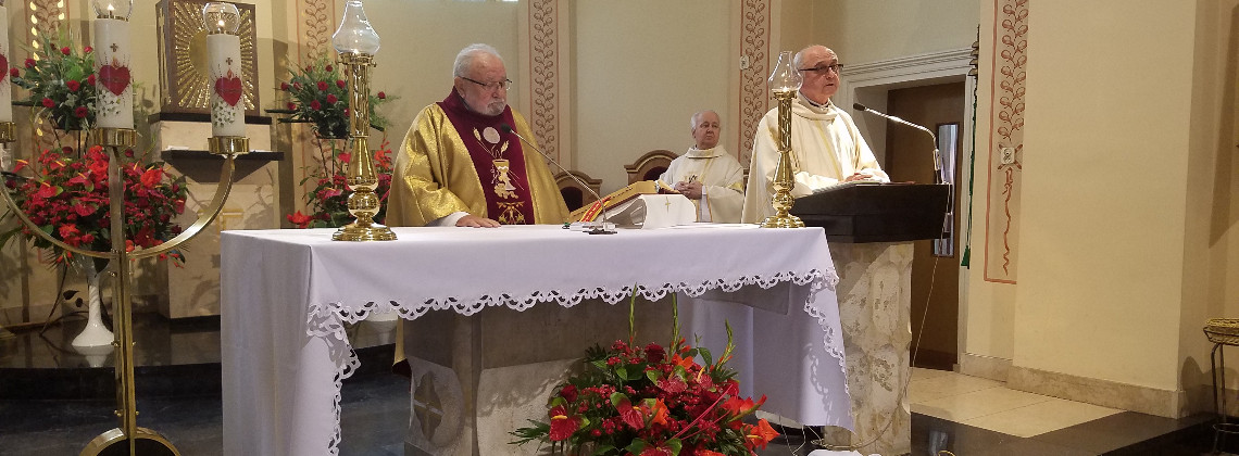 Złoty jubileusz księdza Hensloka