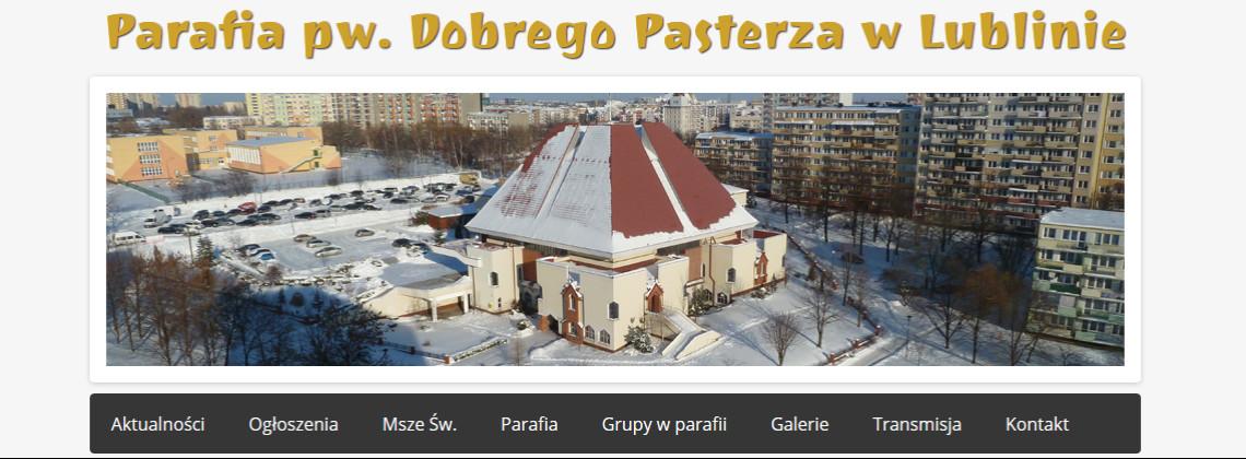Nowa strona lubelskiej parafii