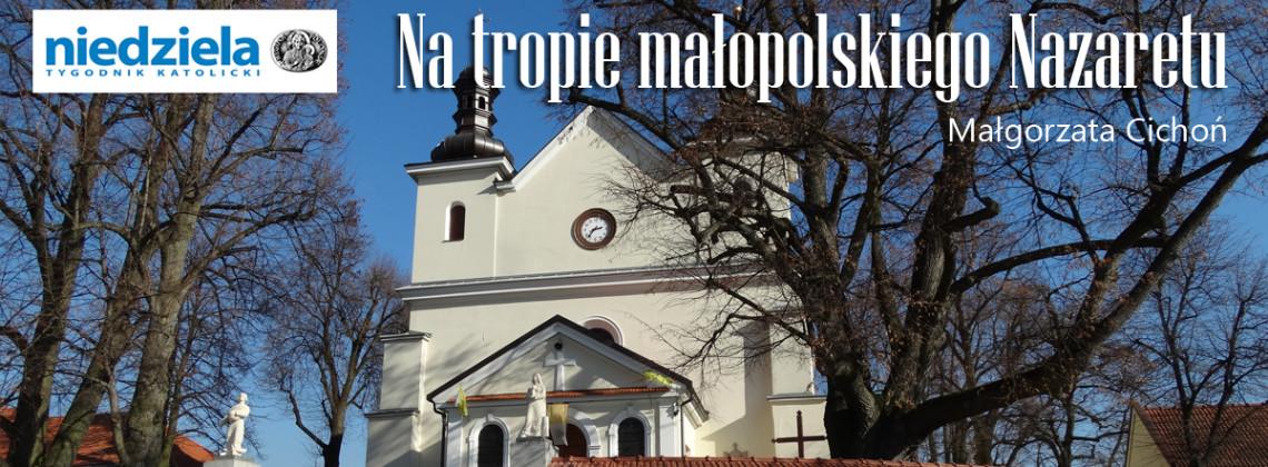 Na tropie małopolskiego Nazaretu