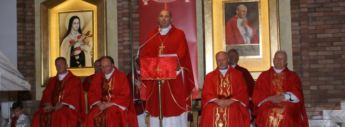 Środula: 60-lecie parafii